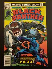 BLACK PANTHER #5 1977 F/VF