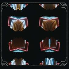 "ARCADE FIRE "" NEON BIBLE "" DOUBLE VINYL ALBUM 3 SIDED ONE SIDE ETCHED"