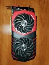 MSI NVIDIA GeForce GTX 1080 Ti 11GB GDDR5X Gaming Graphics Card...