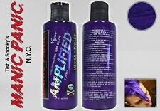 Manic-Panic Ultra Violet Amplified Vegan Formula Hair Dye 118ml Squeeze-Bottle