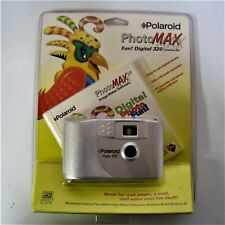 Polaroid Photo Max Digital 320 Camera And Editing Software Bundle