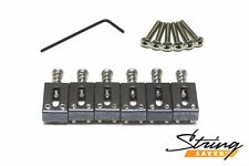 "String Saver Saddles for Strat & Tele 2-1/16"" spacing  #PS-8000-00"