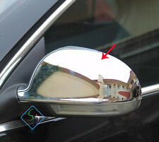 FIT FOR VW SHARAN 03-10 EOS 06-08 JETTA MK5 DOOR SIDE MIRROR CHROME COVER CAP