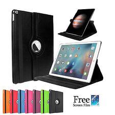 Leather Smart Case Cover for Apple iPad 5 4 3 2, iPad mini iPad Air iPad Pro