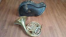 Vintage King H N White French Horn w/ Case SN 361874