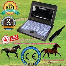 Ordinateur portable Echographe vétérinaire Rectal Linear Probe Cheval / COW, CE