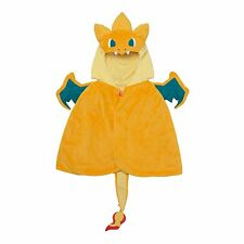 Pokemon Center Poncho Pikachu Series Mega Charizard Y Ver. Hooded Poncho