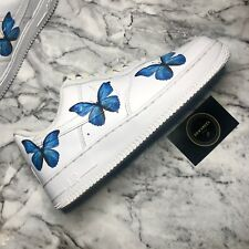 Nike Air Force 1 - Butterfly Custom - Any Size - Women's - (Pre-Order)