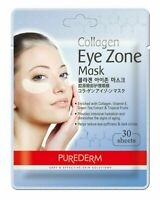 [PUREDERM] Collagen Eye Zone Mask 30 sheets 1, 2pcs - Korea Cosmetic