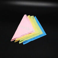 10x Microfiber Cleaning Cloths for Phone Screen, Camera Lens, Eye Glasses, Etc.