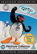PINGU - PLATINUM PINGU NEW REGION 2 DVD