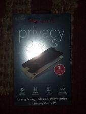 Zagg Privacy Glass InvisibleShield Gs6Gpc Warranty Samsung Galaxy S6