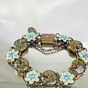 Michal Negrin Floral Design Bracelet