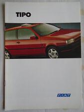 Fiat Tipo range brochure Jun 1993