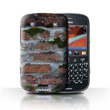 Étuis, housses et coques verts BlackBerry Bold 9900 pour téléphone mobile et assistant personnel (PDA)