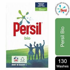 1 Pack Persil Mega Pack Washing Powder, Bio, 130 Wash