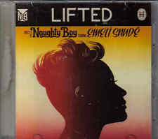 Naughty Boy feat Emeli Sande-Lifted Promo cd single