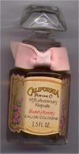 California Perfume Co Bottle  1978 Anniversary Sweet Honesty  Full  Never used
