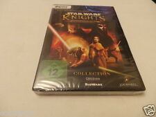PC Star Wars Knights of the Old Republic Collection German Version English Game