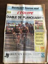 Journal l'Equipe - 9 Avril 1990 - 45 eme année - n 13662
