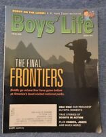 """Boy's Life Magazine """"The Final Frontiers"""" August 2016"""