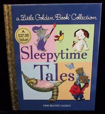Sleepytime Tales Nine Beloved Classics A Little Golden Book Collection Hardcover
