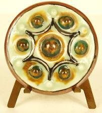 Camille Tharaud porcelaine de Limoges médaillon de vitrine diiamètre 57 mm