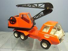 Vintage tonka jouets modèle nº xxx grue mobile camion