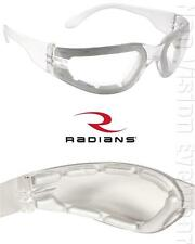 Mirage Foam SMALL Clear Anti Fog Lenses Safety Glasses Padded Z87.1