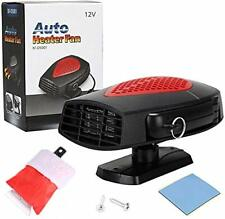 12V Car Truck Auto Heater Hot Cool Fan Windscreen Window Demister Defroster