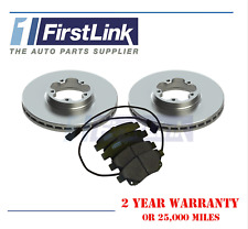 Ford Transit Mk7 VAN 2006-2014 2.2 2.4 Plaquettes Frein Avant Set W165-H66-T18.8