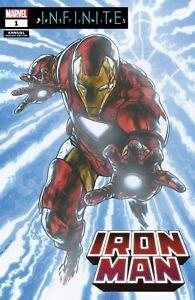 IRON MAN ANNUAL #1  - MARVEL COMICS