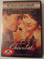 CHOCOLAT DVD REGION 1 - NEW & SEALED