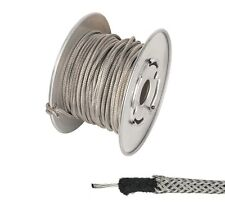 Vintage Shielded Push-back Hookup Wire. Sold per foot