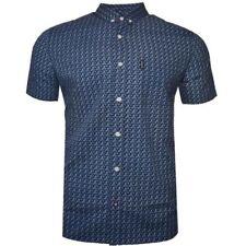 Lambretta Paisley Regular Fit Casual Shirts & Tops for Men