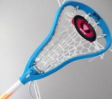 New Womens Lacrosse Stick STX Lotus Head Precision pkt STX Lure Composite Shaft