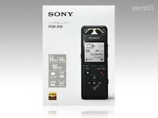SONY PCM-A10 Linear PCM Recorder 16GB High-Res rec 96KHz 24bit DHL Fast Ship New