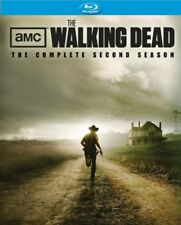 The Walking Dead: The Complete Second Season (Blu-ray Disc, 2012, 4-Disc Set)