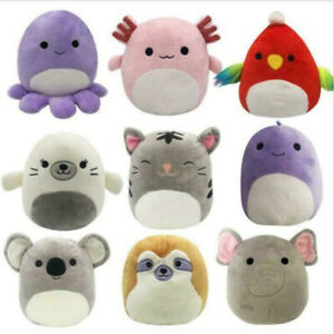 Squishmallow 7 Inch Plush Dolls Pillow Kids Gifts Choose Your Favourit
