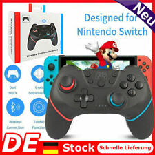 Für Nintendo Switch/Pro Kabellos Controller Gamepad Joystick Gamepads Bluetooth