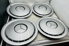 4x Original Mercedes Benz Radkappen Satz W124 W201 190 D E 15 Zoll 1244010424 ?