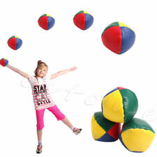 1Pc Juggling Balls Set Classic Bean Bag Juggle Magic Circus Kids Toy Gift New