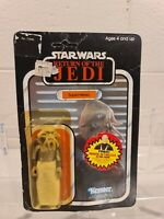 🔥 Vintage Kenner Star Wars Return of the Jedi Squid Head 77 back anakin offer