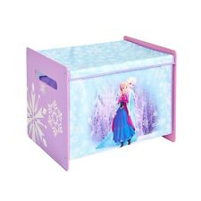New Disney Frozen Storage Toy Box Princess Elsa Girls Bedroom Playroom Toy Chest