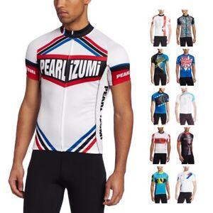Biking Racing PEARL IZUMI Elite USA Cycling Jersey Men/'s Medium