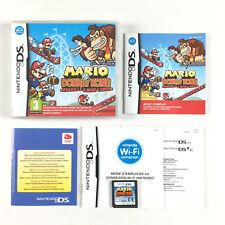Mario vs Donkey Kong Pagaille à Mini-Land DS / Jeu Sur Nintendo DS, 3DS Complet