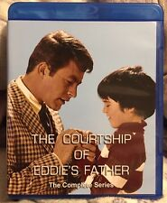 The Courtship Of Eddie's Father Complete Series Season 1 2 3 Blu Ray (DVD)
