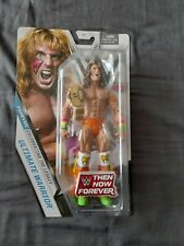 WWE Mattel Then Now Forever ULTIMATE WARRIOR figure