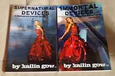 2 TSPB in Steampunk Scarlett series by Kailin Gow~Supernatural Devices + 1
