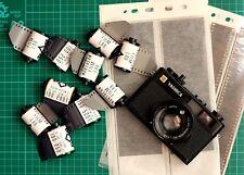 10 X Kodak Vision 3 50D 35mm 135 comprimidos similar a cinestill y Ektar
